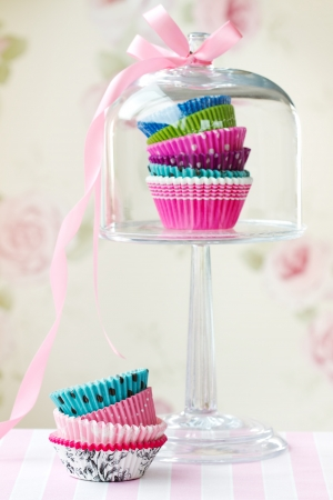 wrappers: Cupcake cases