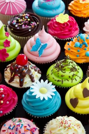 Cupcakes Foto de archivo - 13720988