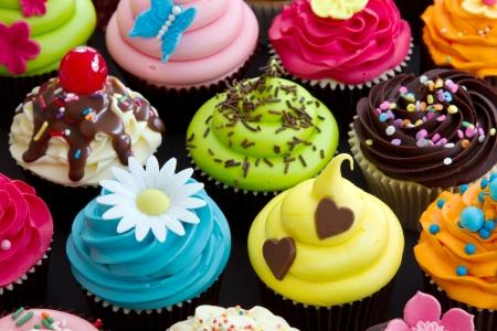 케이크: 컵 케이크