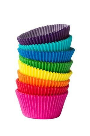 Cupcake cases photo