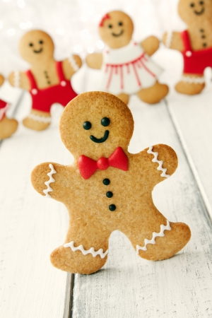gingerbread cookie: Gingerbread man
