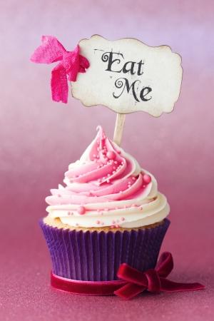 cake pick: Cupcake