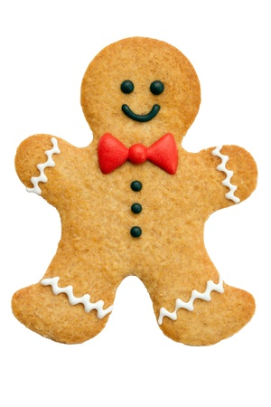 christmas gingerbread: Gingerbread man