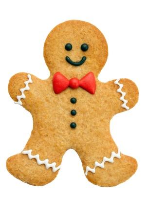 biscotti di natale: L'uomo pan di zenzero