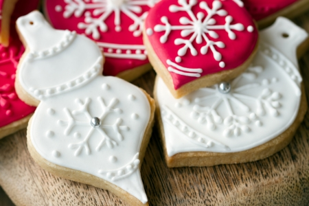 Christmas cookies Stock Photo - 16400588