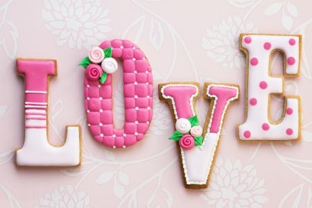 Love cookies Stock Photo - 17280764