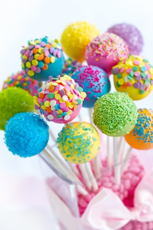 treat: Cake pops