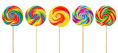 chupetines: Lollipops