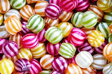 candy stripe: Candy background Stock Photo