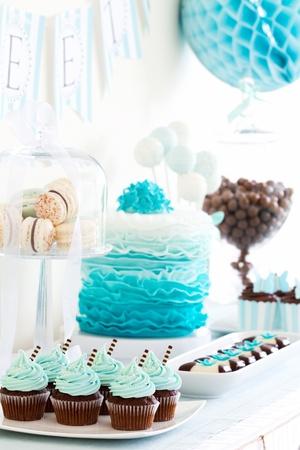 sweet table: Dessert table