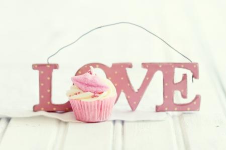 Cupcake love photo