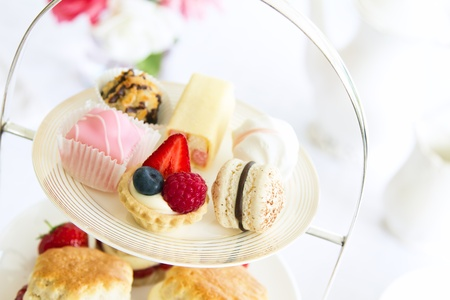afternoon tea: Afternoon tea