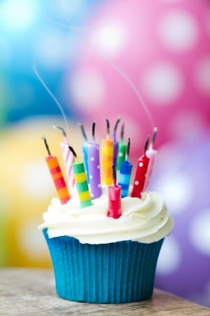torta compleanno: Festa � finita