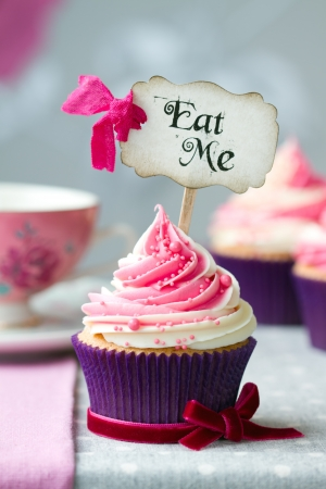 Cupcake  Foto de archivo