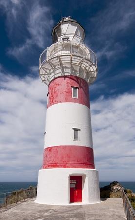 Cape Palliser Lighthouse - Wairarapa, New Zealand photo