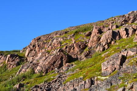 tundra: Tundra landscape