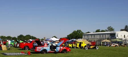 HAMPTON, VA-JUNE 9:The HCS Car Show at the 3rd annual HCS car show at the Hampton Christian School in Hampton Virginia, 2012 in Hampton Virginia on June 9, 2012.