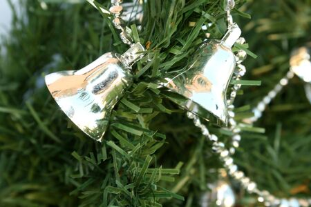Christmas ornaments of still and happy life. Stock Photo - 1796175