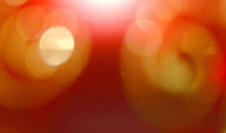 Christmas red blur background Stock Photo - 3850596