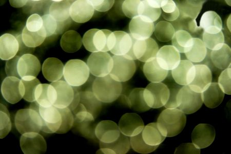 Sparkling background with spots. Stock Photo - 5914191