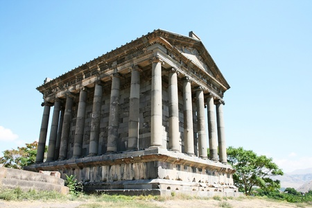 3rd century: Garni temple in  Armenia. Garni architectural complex established in 3rd century BC. The structures of Garni combine elements of Hellenistic and national culture.