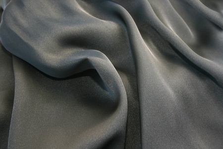 Silk fabric as a background. photo
