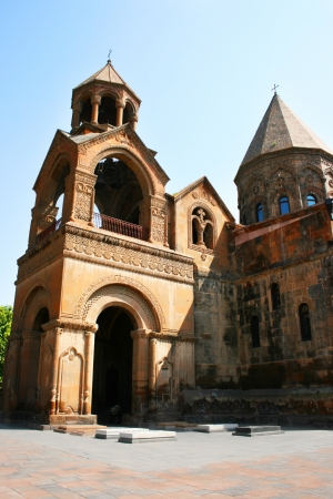 Mother Cathedral of Holy Etchmiadzin, one of the oldest churches in the world photo