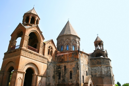 Mother Cathedral of Holy Etchmiadzin photo