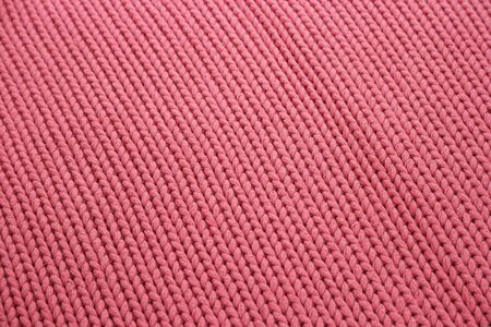 Knitted cloth as a background. photo