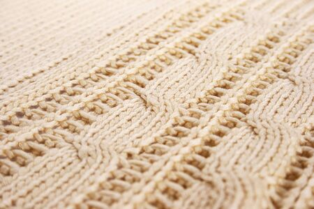 Knitted cloth as a background. Stock Photo - 16921110