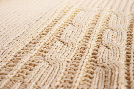 Knitted cloth as a background Stock Photo - 17035237