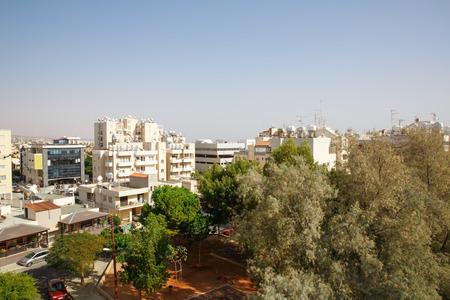 limassol: Limassol city view, Cyprus.