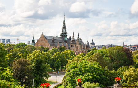 ethnography: The Nordic Museum in Stockholm, dedicated to cultural history and ethnography of Sweden.