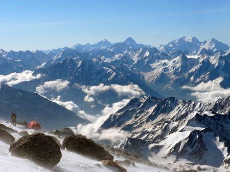 Height. Greater Caucasus