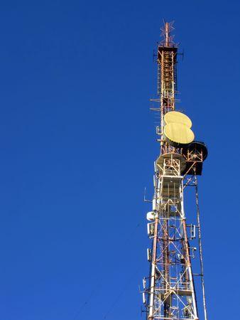 TV tower                                   Stock Photo - 5683571