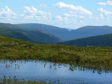 smoky mountains: mountains