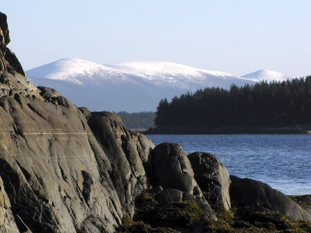 northern landscape Stock Photo - 5796924