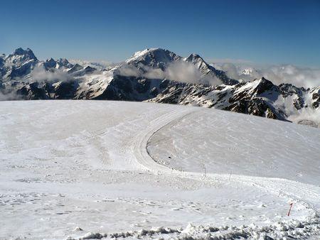 Elbrus, Caucasus