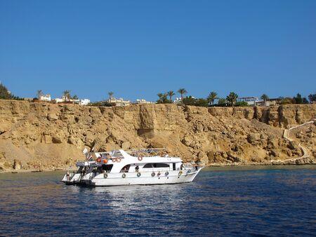 naama bay: sea walk