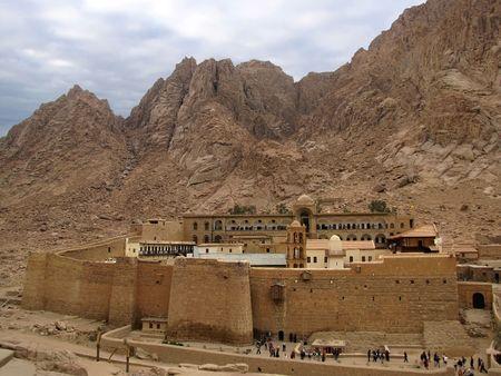 Saint Catherines Monastery, Sinai Peninsula, Egypt