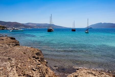 Aegean sea, Bodrum, Turkey