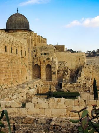 Jerusalem - old city       photo