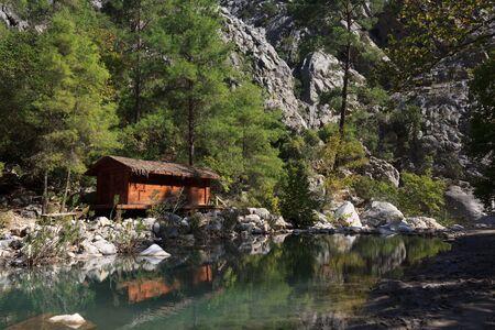 Goynuk Canyon, Turkey
