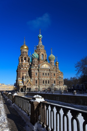 Church of the Savior on Blood, St Petersburg, Russia Stock Photo - 12844843