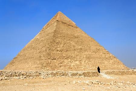 chephren: Pyramid of Khafre  Chephren , Egypt