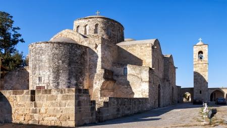barnabas: Monastery of St  Barnabas, Northern Cyprus
