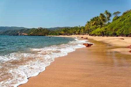 Cola Beach, South Goa, India