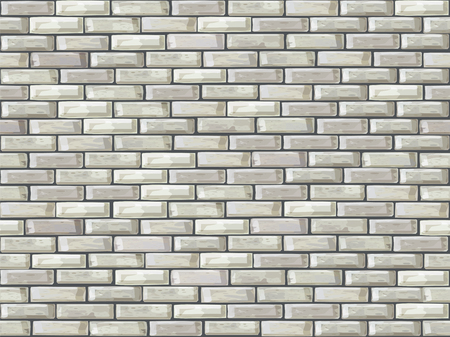 Vector seamless of brick wall. Vector
