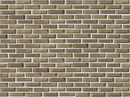 brickwall: Vector transparente de pared de ladrillos.