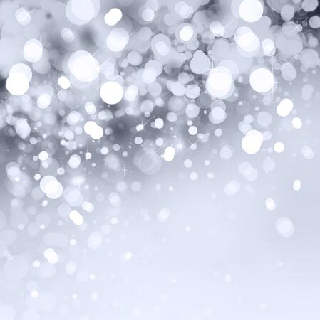 Lights on grey background Stock Photo - 15961556